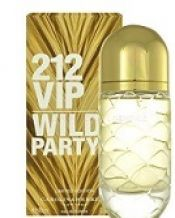 Описание аромата Carolina Herrera 212 Vip Wild Party
